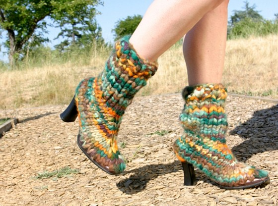 Stylish DIY Boots for Women