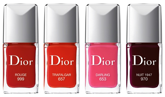 Dior Vernis Fall 2010 Collection