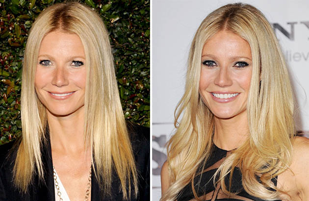 Gwyneth Paltrow Blonde Hair
