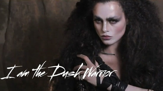 Illamasqua The Sacred Hour Fall 2013 Makeup Collection