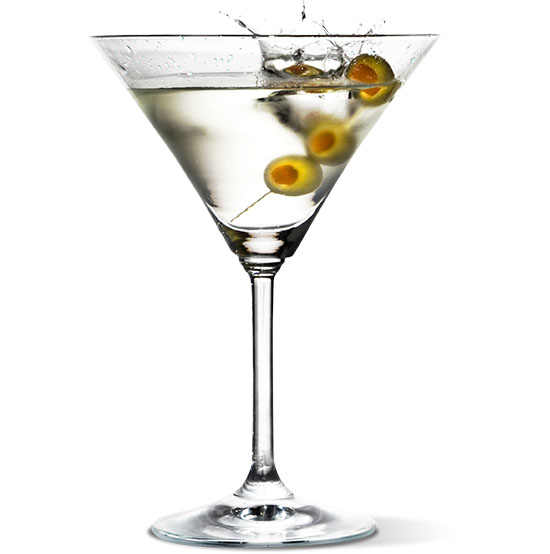 The classic martini recipe dishmaps for Cocktail martini