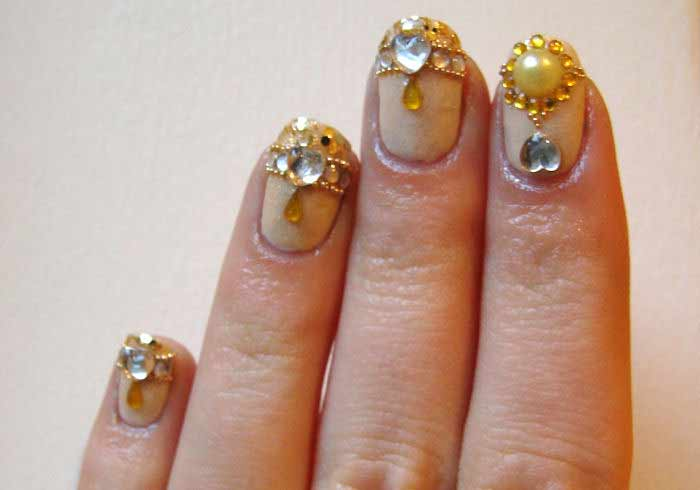 Nail Art Designs for the 31 Days of the Month