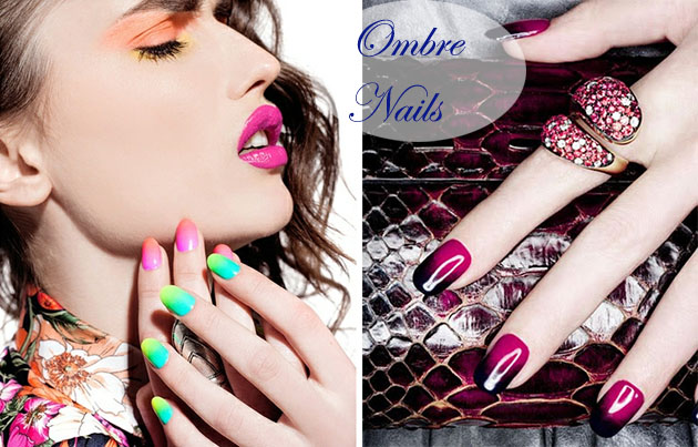 Ombre Nails Trend and Tips