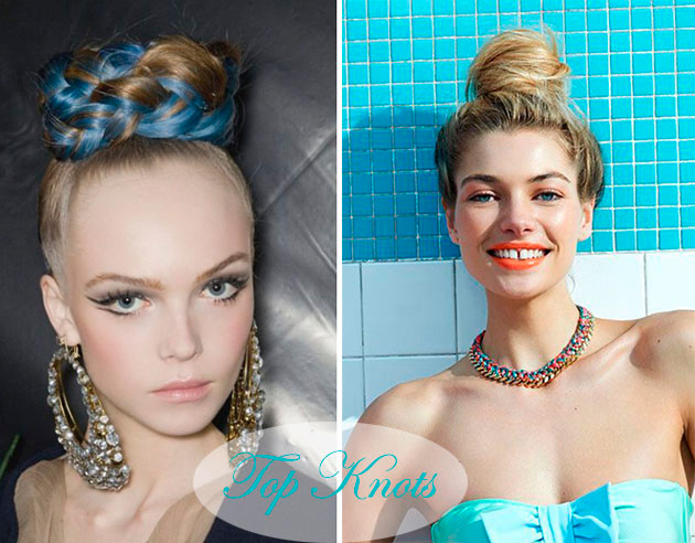 Gorgeous Top Knot Hairstyles to Try