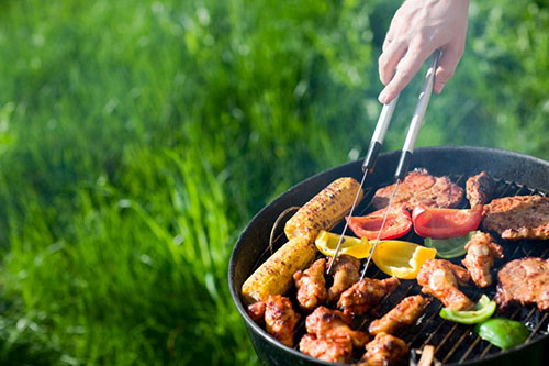 Dr. Oz Approved Grill Recipes