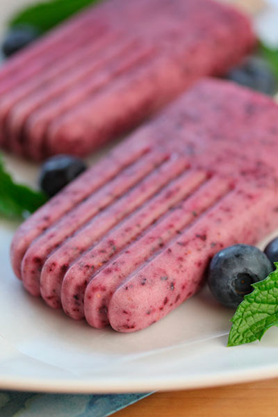 Dairy-Free Popsicles Recipes