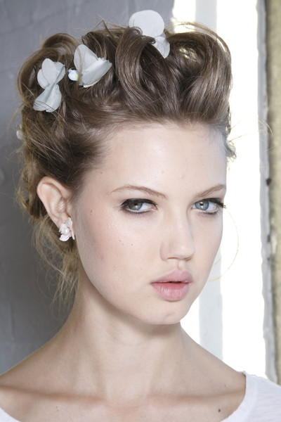 Spring 2014 Hairstyles from New York Fashion Week | Beauty Tips, Hair ...
