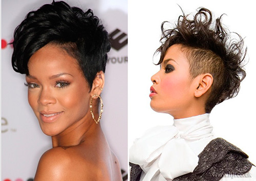 Best Mohawk Hairstyles for Black Women