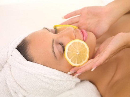 Beauty Uses of Lemon
