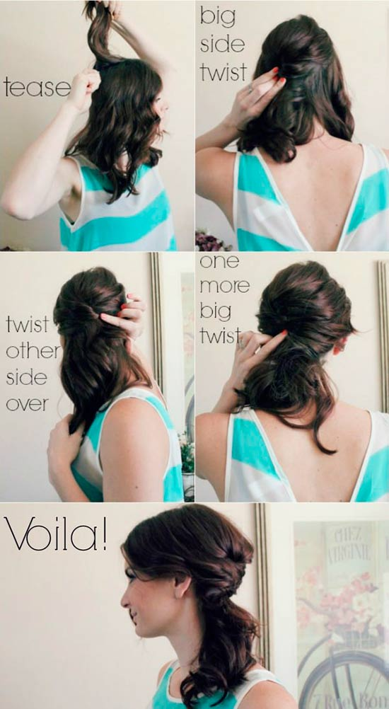 Phenomenal Cozy And Classy Winter Hairstyles To Try Beauty Tips Hair Care Short Hairstyles Gunalazisus