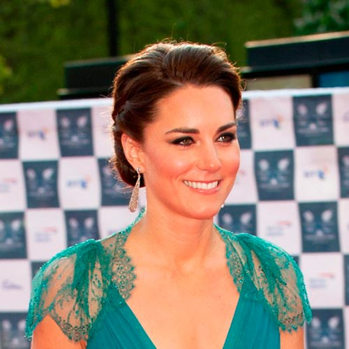 Kate Middleton's Best Hairstyles