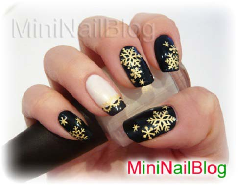 christmas nail art designs