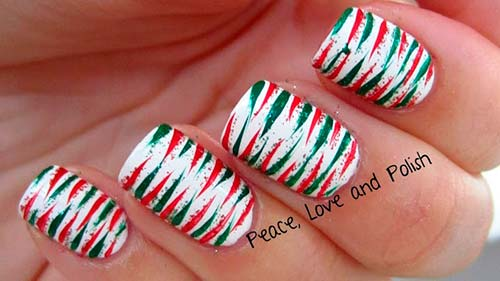 101 Cute Christmas Nail Designs for the Festive Season | Beauty ...