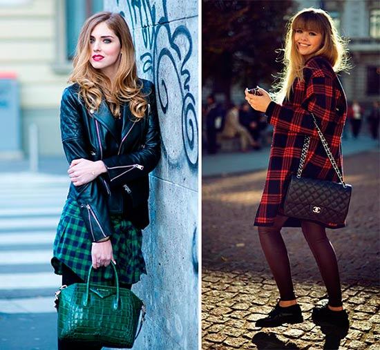How to Wear Plaid Clothing