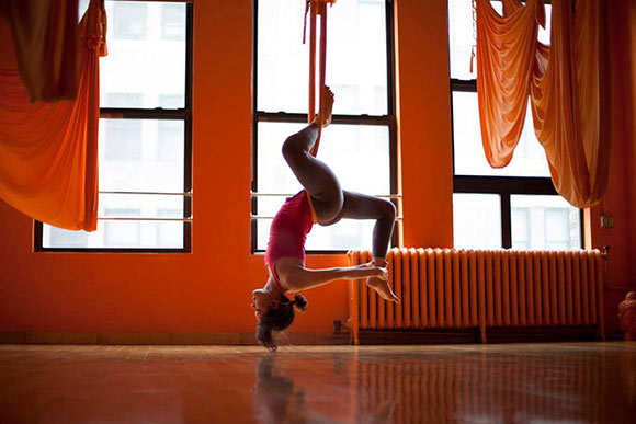 Aerial Yoga Tips