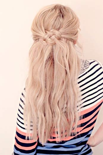 Cute Back-to-School Hairstyles for a Cute Youthful Look