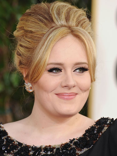 Best and Worst Celebrity Updos for Your Face Shape | A+ ...
