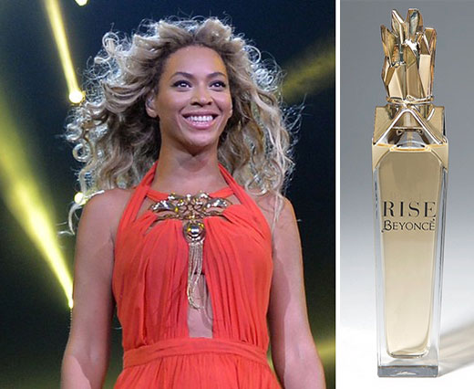 Beyonce Launching a New Fragrance: Rise