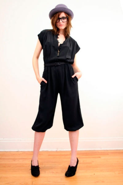 How to Wear a Jumpsuit