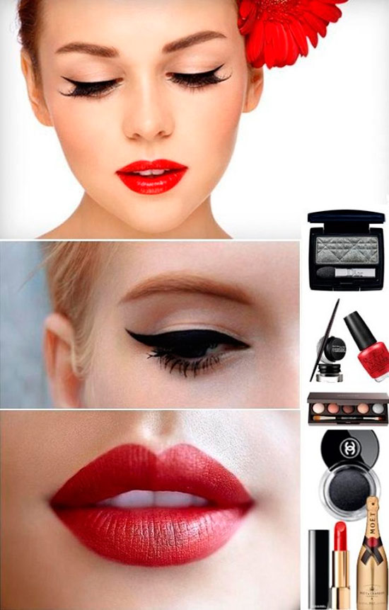 New Year Makeup Ideas To Try