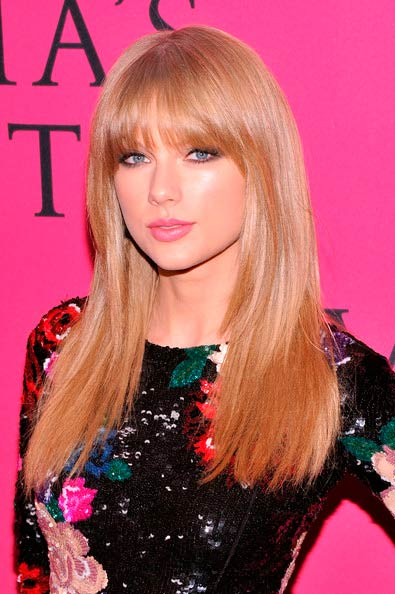 Top 15 Straight Celebrity Hairstyles