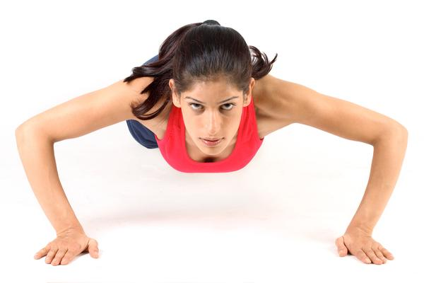 Best Exercises for Breast Firming