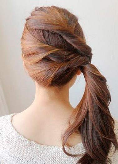 Astonishing 100 Ponytail Hairstyles For All Hair Lengths Beauty Tips Hair Care Short Hairstyles For Black Women Fulllsitofus