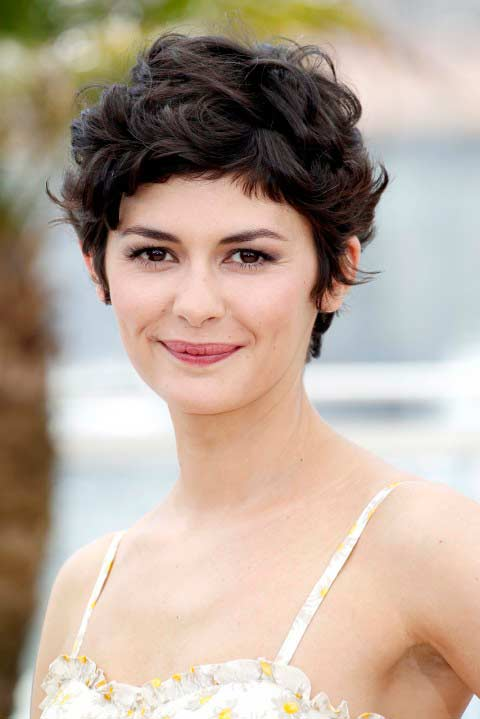 short hair styles for petite women