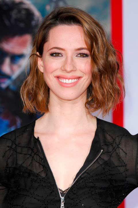 54. Brittany Snow's Short Hairstyle
