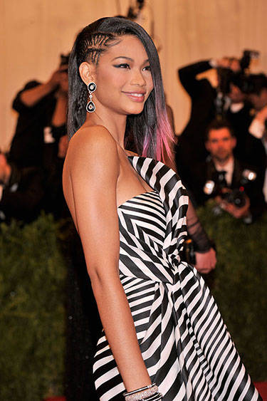 Chic Celeb Side-Part Hairstyles