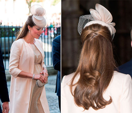 Kate Middleton's Best Hair Moments of Her 31st Year