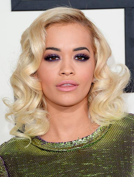 Most Stylish Beauty Looks At Grammy Awards 2014