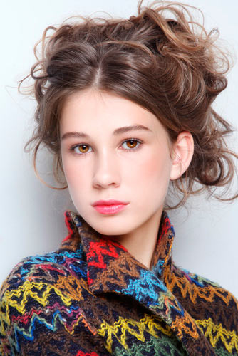 Gorgeous Teen Hairstyles for Winter
