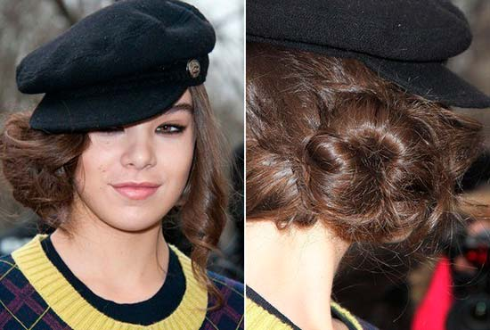 Amazing Women Hairstyles to Wear With Hats
