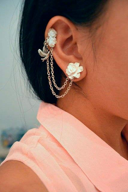 Piercing Types and 80 Ideas On How to Wear Ear Piercings ...