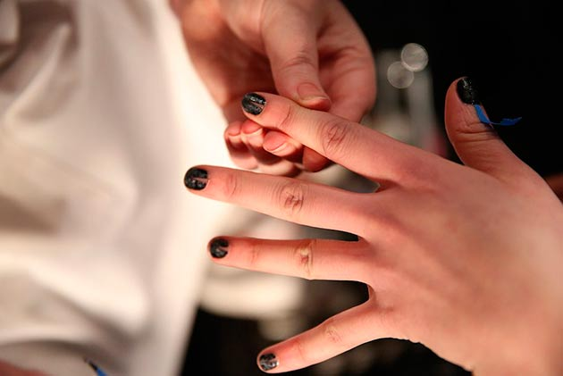 The Best Nails on the Runway