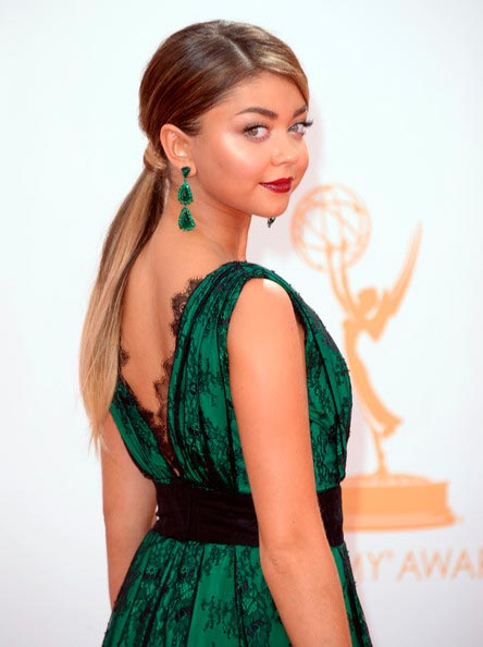 The Best Sarah Hyland Hairstyles