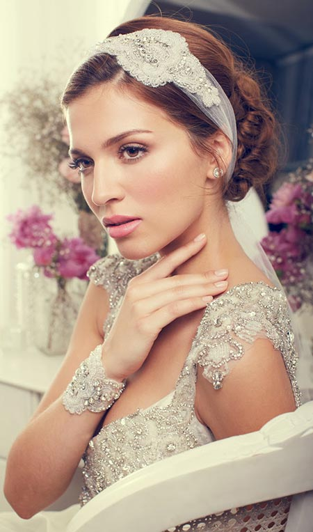 Lovely Bridal Accessories to Look Like a Princess
