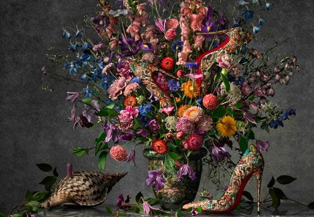 Christian Louboutin Spring/Summer 2014 Campaign