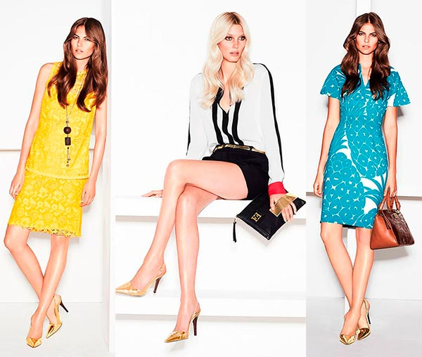 Escada Summer 2015 Collection