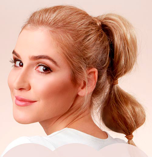 Simple Hairstyle For Occasion : Simple hairstyle tutorials for every occasion beauty
