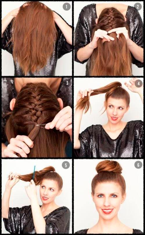 Cool Simple Hairstyle Tutorials For Every Occasion Beauty Tips Hair Care Short Hairstyles For Black Women Fulllsitofus