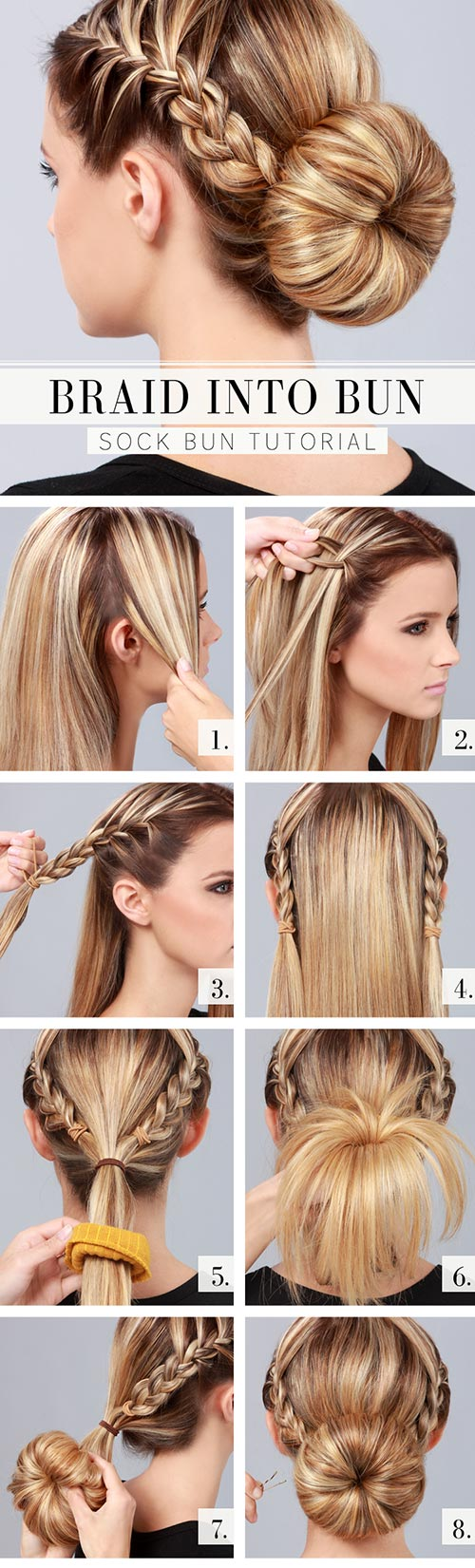 Super Simple Hairstyle Tutorials For Every Occasion Beauty Tips Hair Care Short Hairstyles Gunalazisus