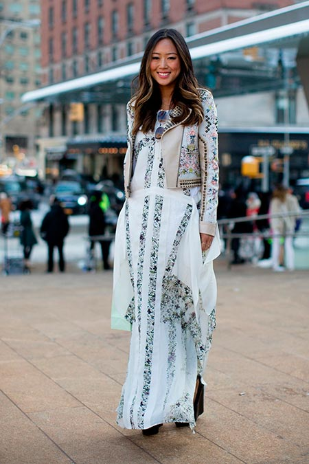 NYFW Fall 2014 Gorgeous Street Style Moments