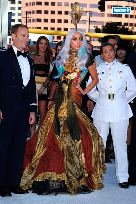 New Lady Gaga Weird Outfits That Got Us Hooked