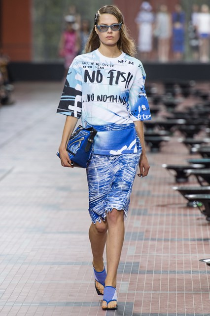The New Trend of Word-Printed Clothes