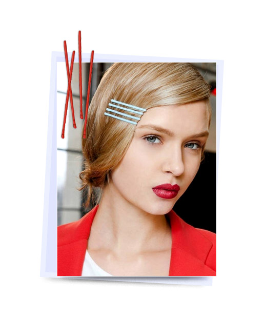 10 Stylish Hairstyles With Bobby Pins | Beauty Tips, Hair Care & Vine