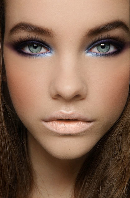 Beauty Guide to Wearing Colored Eyeliner