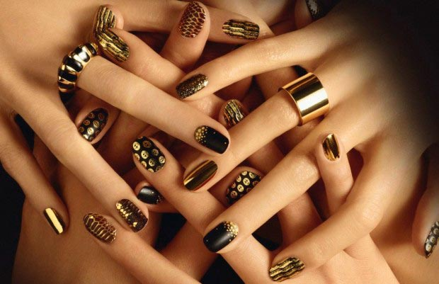 Find your Nail Color by Zodiac Sign