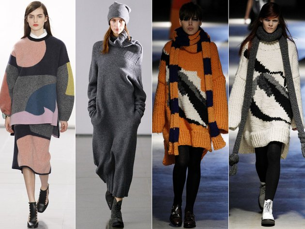 London Fashion Week Fall 2014 Best Fashion Trends